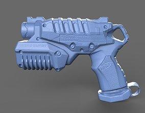 Nerf Soaker 3D