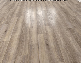 Wood Floor Planks Pack 28 3D model wooden