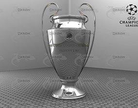 3D Champions League Cup UEFA