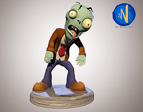3D asset Stylized Zombie Character Rigged Animated