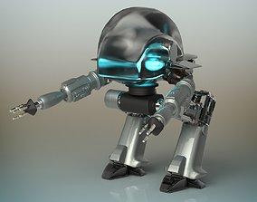Battle Robot 3D