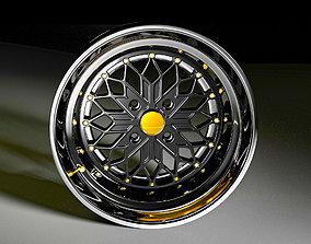 3D car drive luxury