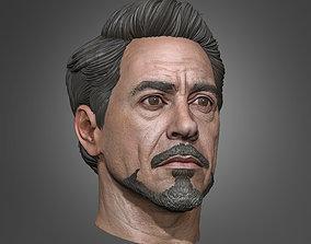 Tony Stark 3D print model