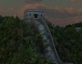 3D Great Wall