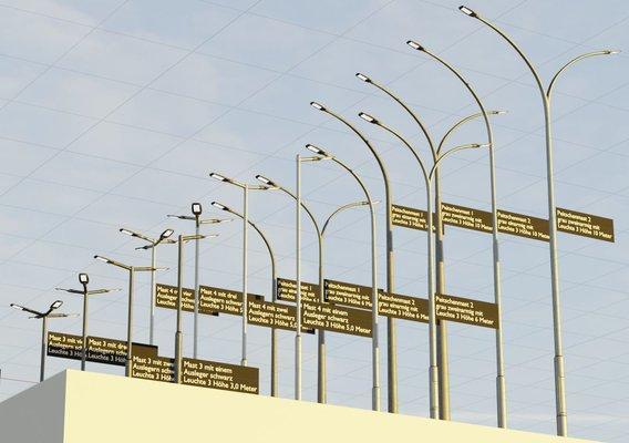 Street-Light 12-Package