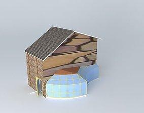 Alreyn Winter Garden 3D model
