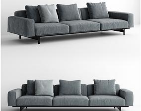 3D model Lema Yard Sofa Unit 09
