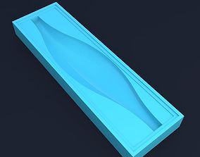 design decorative panel 3D