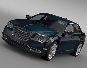 3D model Chrysler 300 C LX2 2017