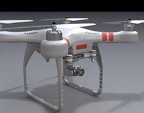 Phantom X Drone 3D