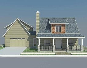 3D Country House two