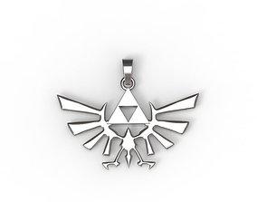 0555 The Legend of Zelda 3D printable model