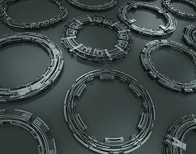 Tech Circles TC4 3D model