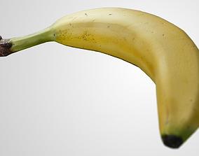 fresh Banana 3D