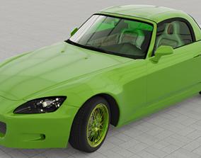 car 2000 3D