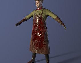 Nkvd executioner 3D model