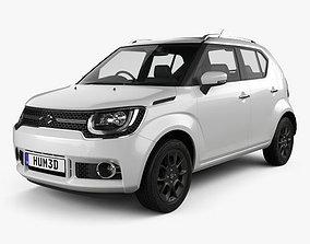Suzuki Ignis 2016 3D model