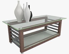 interior 3D model Coffee Table