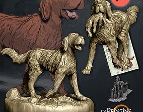 Dogs - Presupported - 2 variants 3D print model