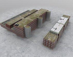 EDDF Storage 31 3D asset