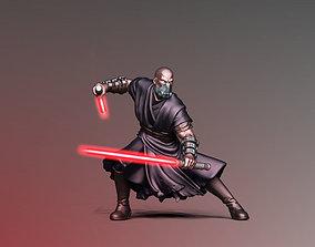 darkjedi Sith 3D print model - Dark apprentice