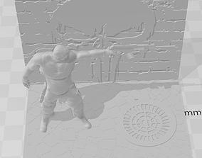 The Punisher 3D print model