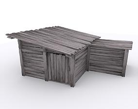 ShackHouse 2 3D model