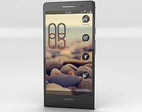 Huawei Ascend P6 3D model