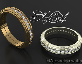 Ring HA 3D printable model