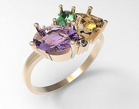 3D printable model Ring Nizza STL