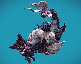 Fanart Wind Serpent Ibushi Obj 3D printable model