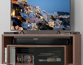 3D model Cavo Media Cabinet 8168