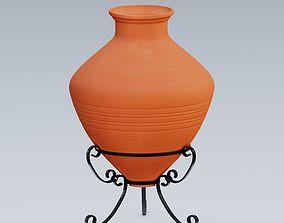 3D model Garden urn planter22