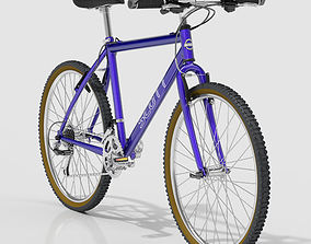 3D printable model Mountain Bike Scott
