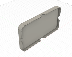 3D print model iPhone Smart Phone Wall Shelf Stand for 3