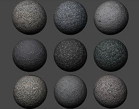 3D Ground Asphalt Textures Pack