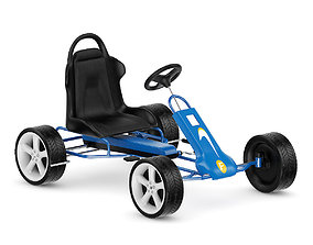 3D Pedal Car