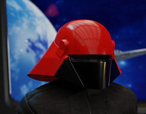 3D printable model Fleet Technician Helmet from Star Wars