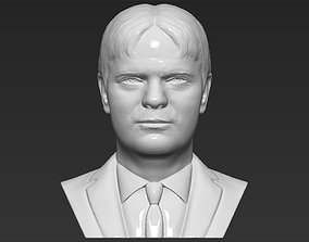 Dwight Schrute The Office bust 3D printing ready stl obj