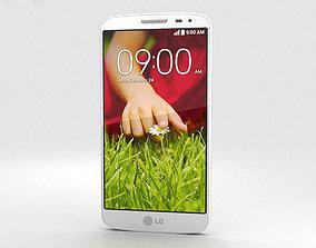 3D LG G2 Mini Lunar White