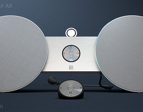 3D model Beoplay A8 by Bang and Olufsen design