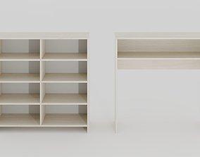 3D model Simple tables