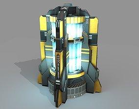 Sci Fi Power Generator 3D model