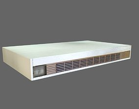 3D asset game-ready Air Conditioner