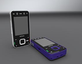 Nokia N Series N81 3d model
