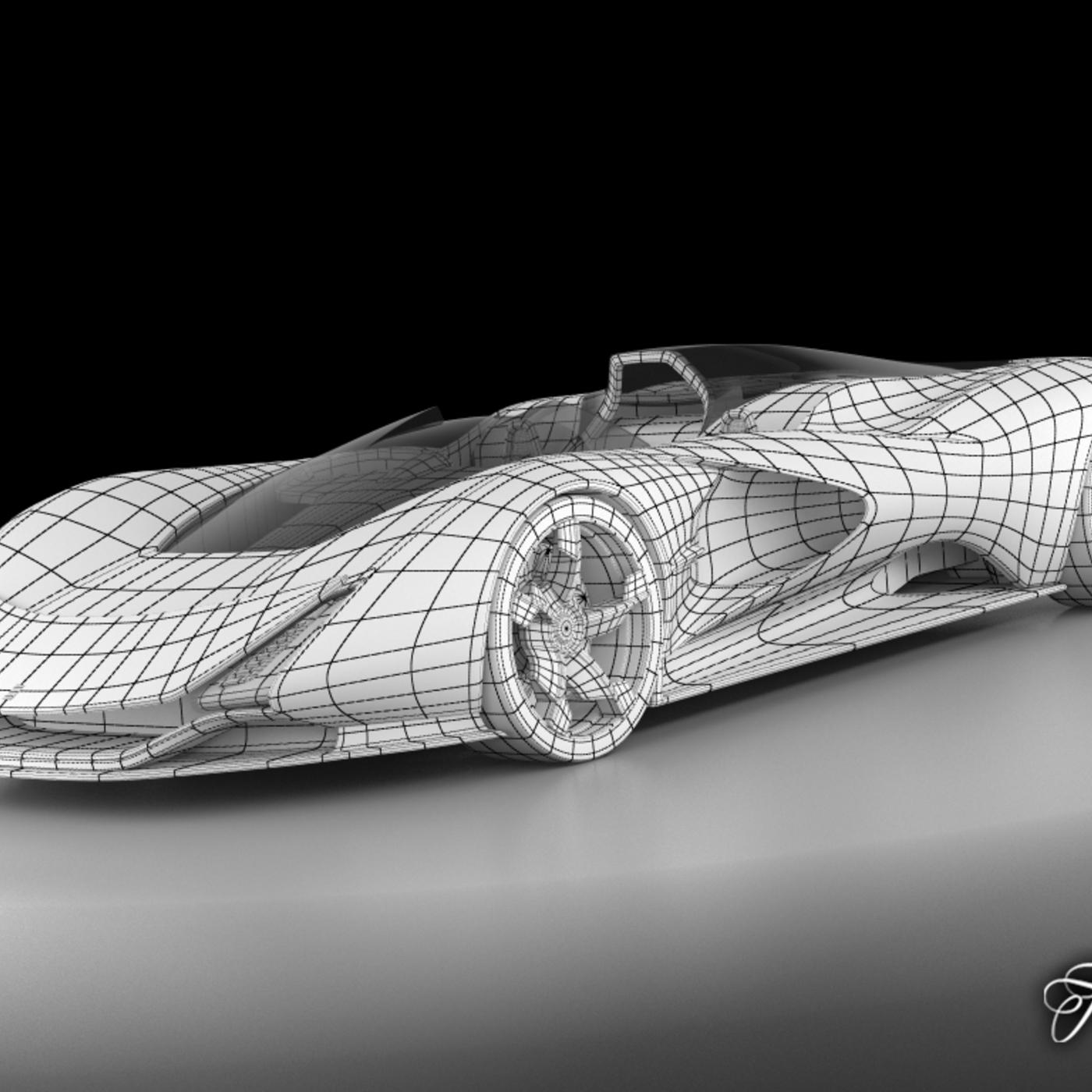 Ferrari Aliante concept