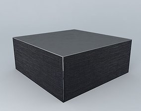 3D model Coffee table IBIZA houses the world