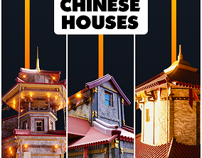 3D model Chinese Pack