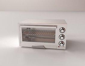 3D model Oven v1