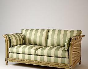 3D Sofa Artistic Giovanni